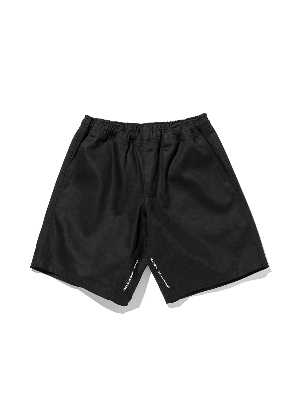 LMC COTTON SHORTS black