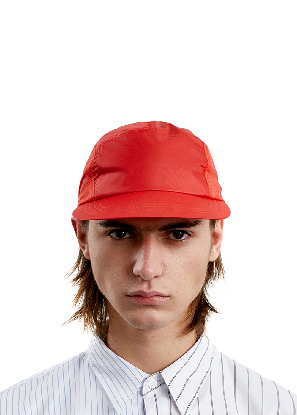 RIPSTOP EASY CAMP CAP red