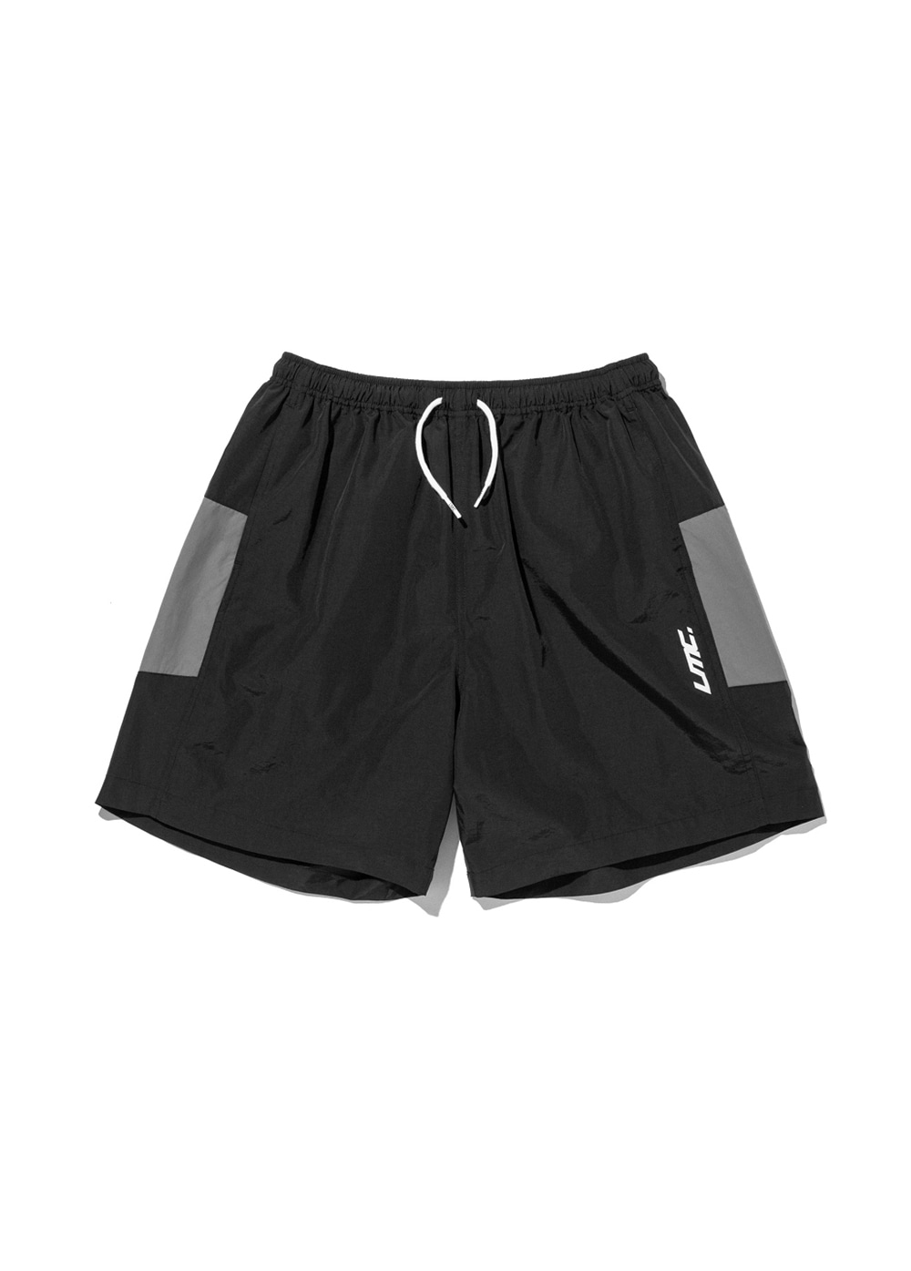 LMC ZIPPER LEF TRACK SUIT SHORTS black