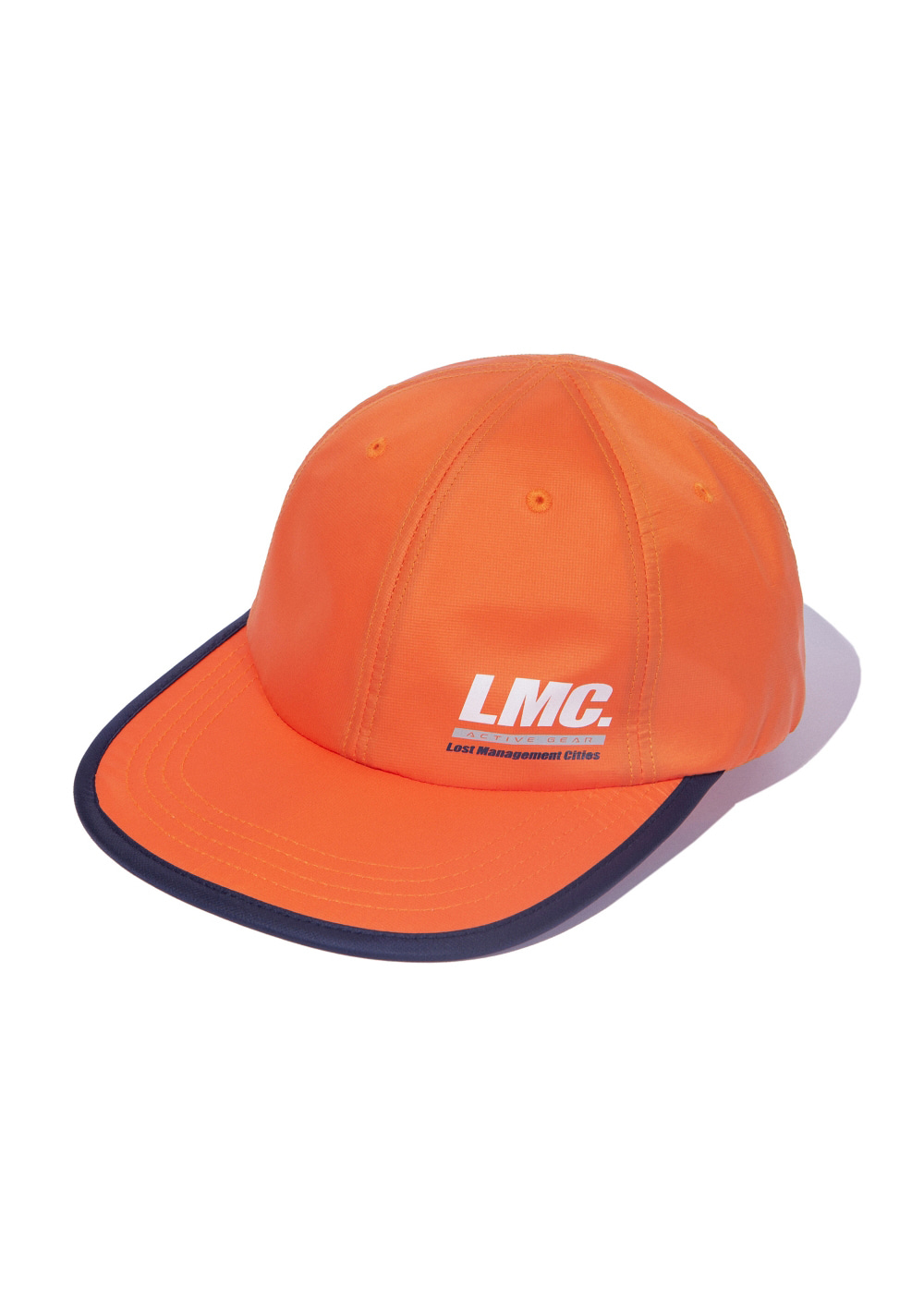 LMC ACTIVE GEAR SOFT BILL CAP orange