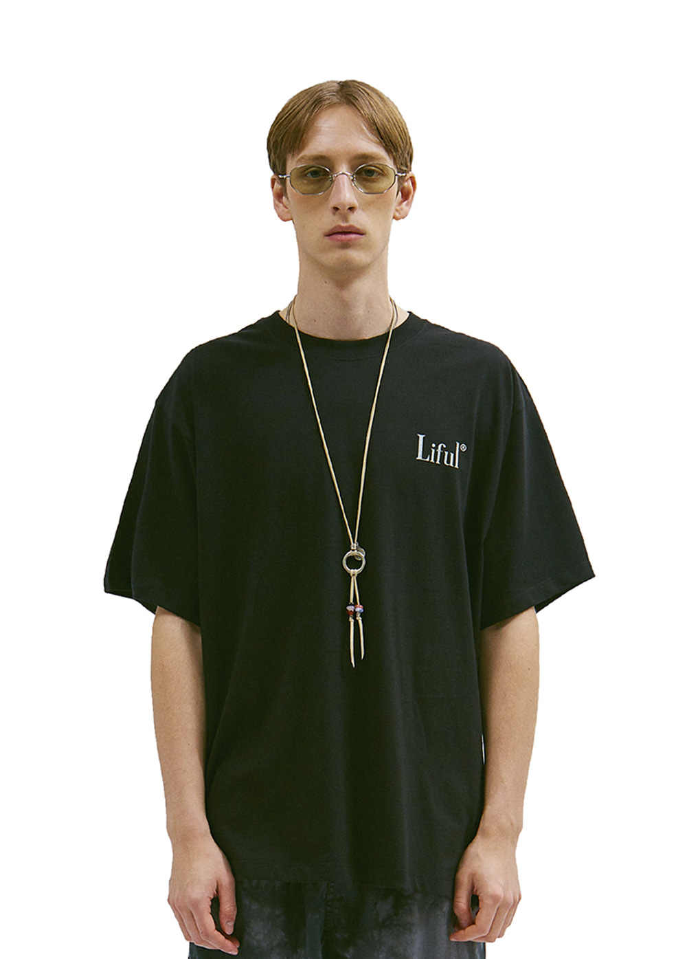 LIFUL MANSION TEE black