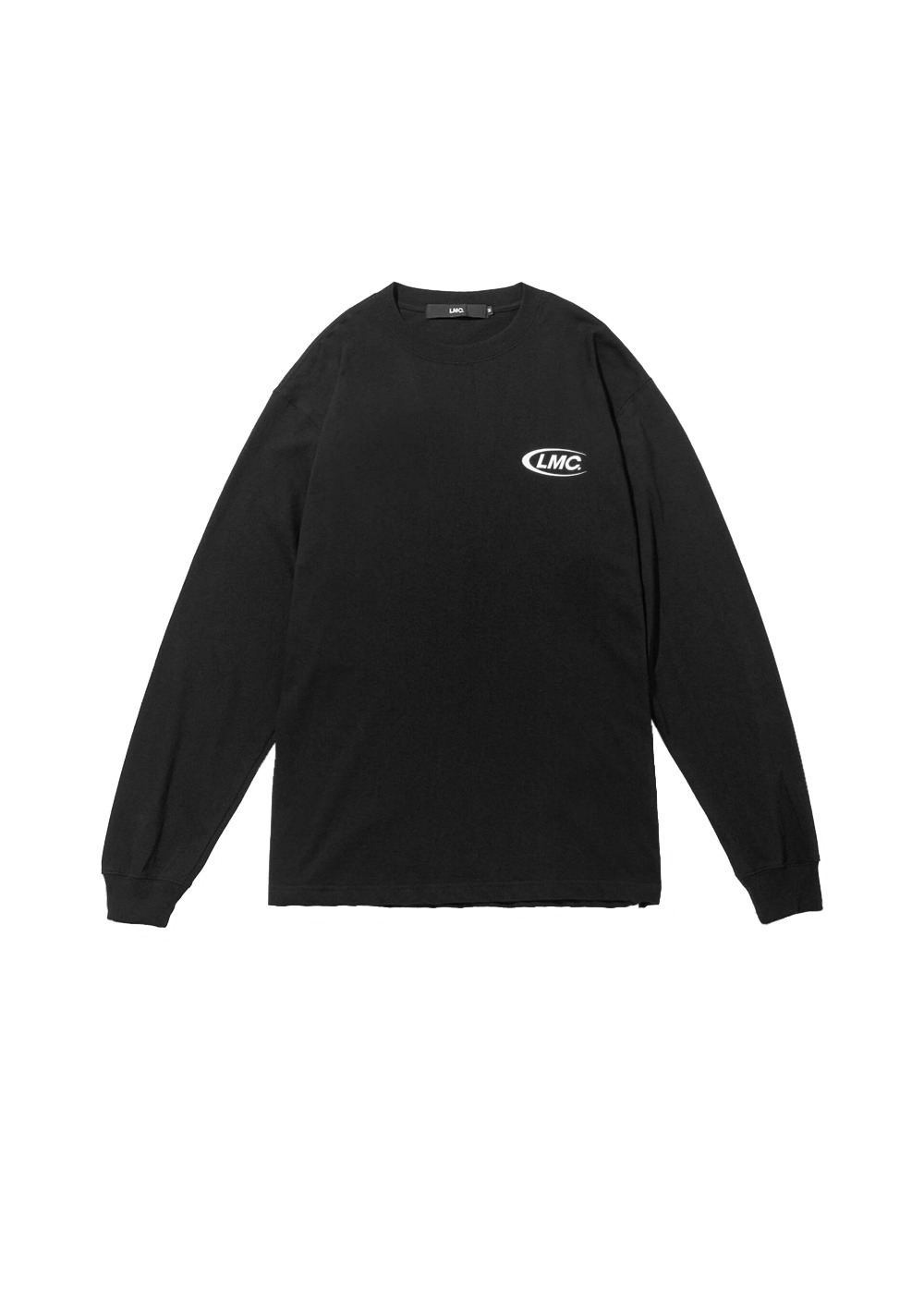 LMC TRIPLE CO LONG SLV TEE black