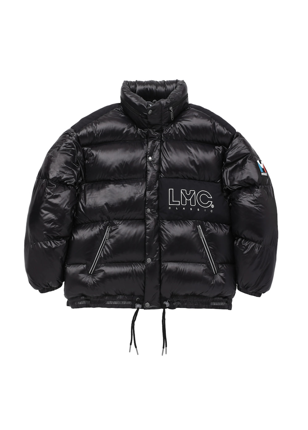 MILLET x LMC RETRO DOUDOUNE DOWN JACKET black