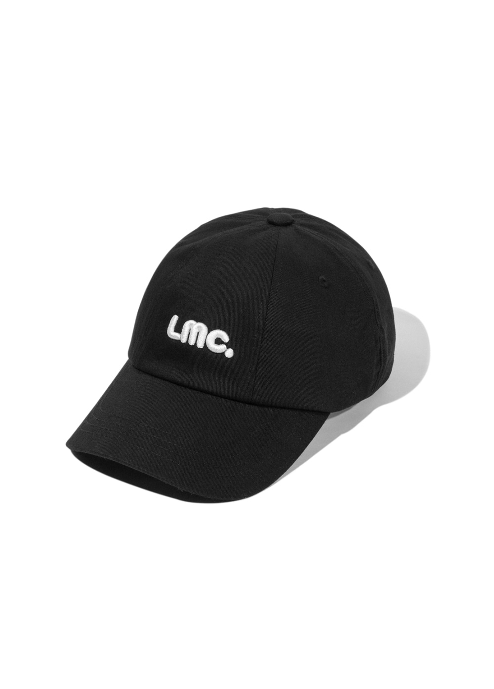 LMC EMBO LOGO ROTATE 6 PANEL CAP black