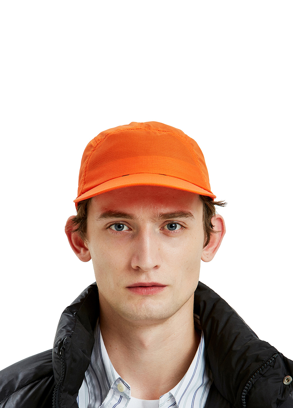 RIPSTOP CAMP CAP orange