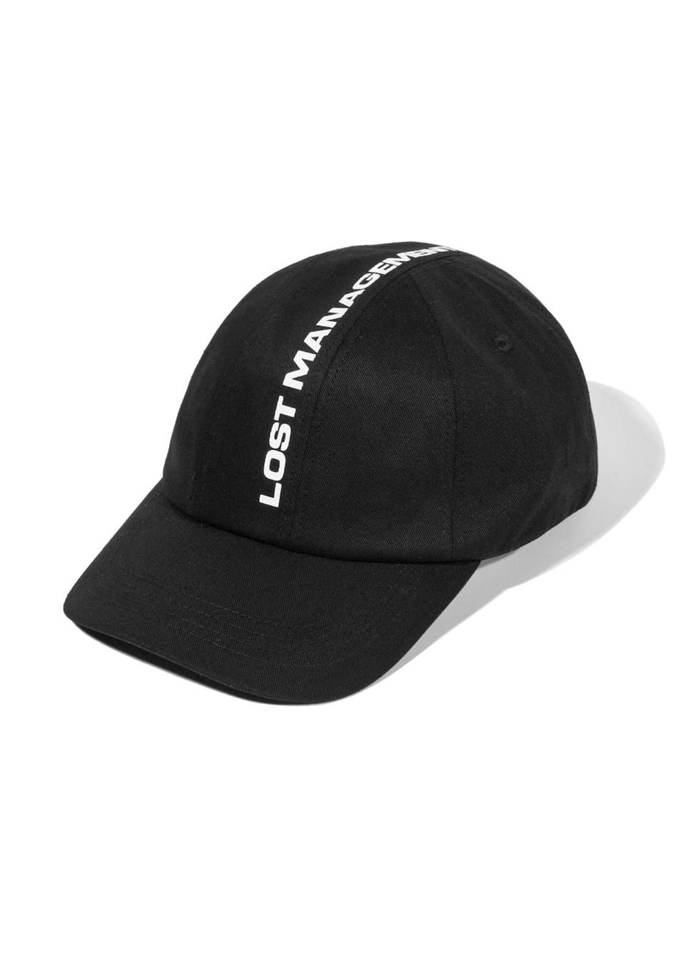 LMC LONG FN 7PANEL CAP black