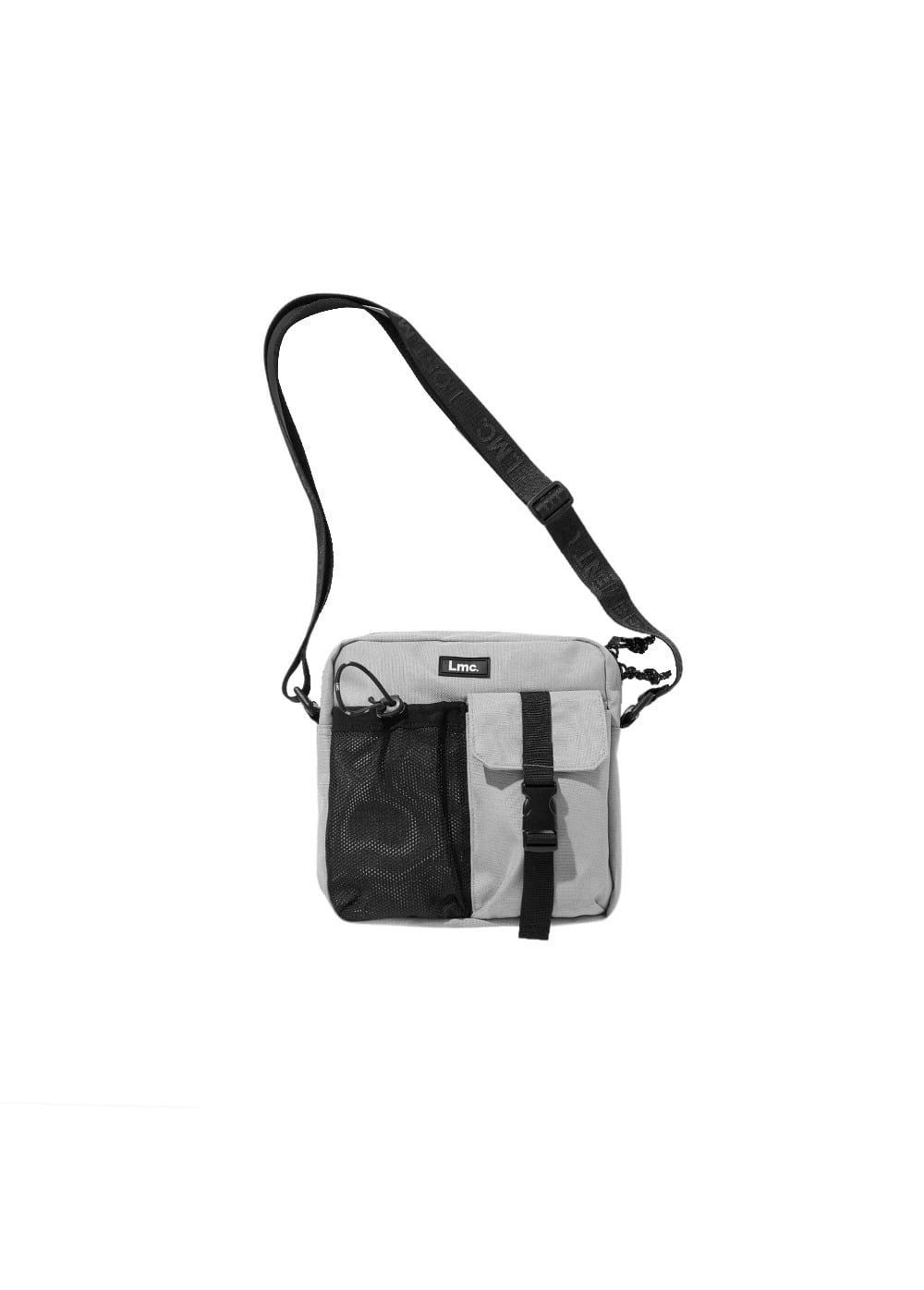 LMC MINI CROSS BAG gray