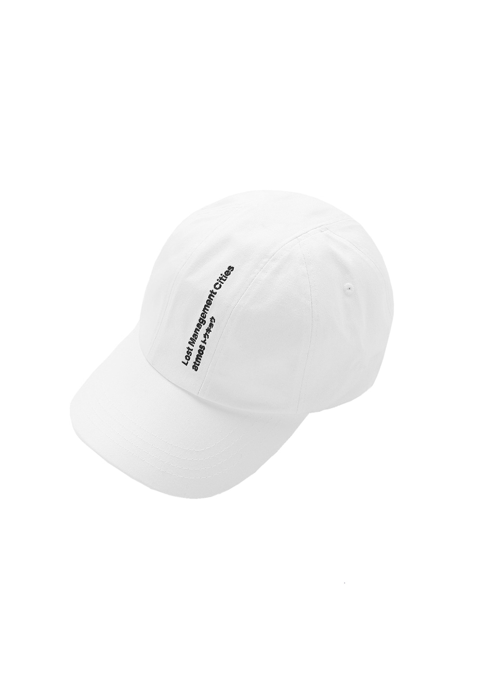 LMC x ATMOS FN 7 PANEL BALL CAP white