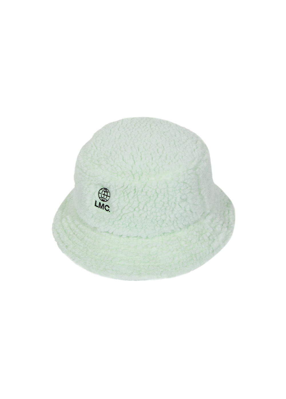 LMC BOA FLEECE BUCKET HAT mint