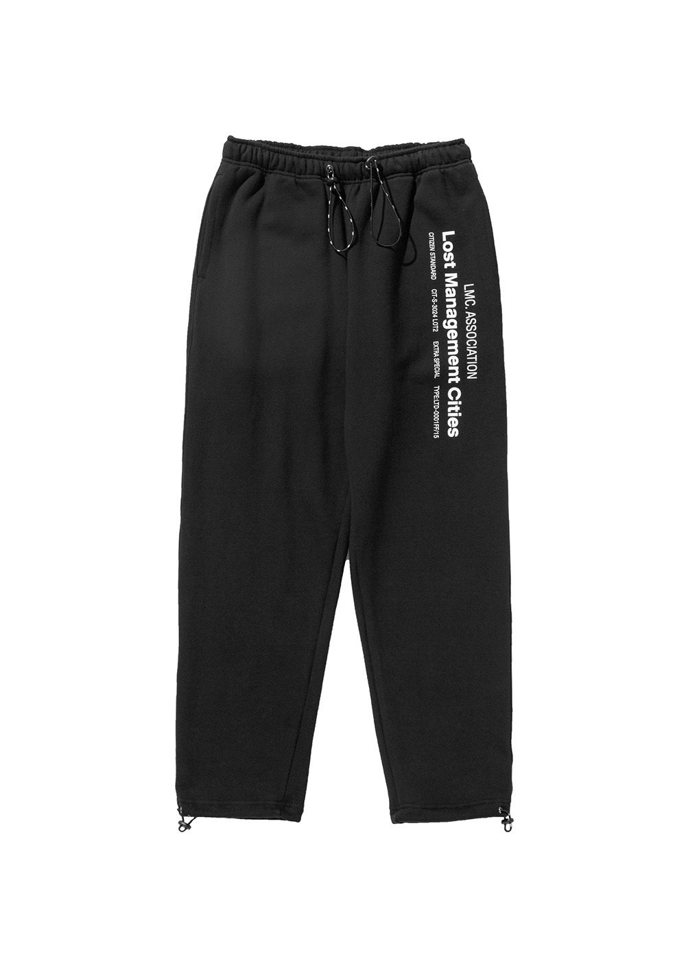 LMC MIL SWEAT PANTS black