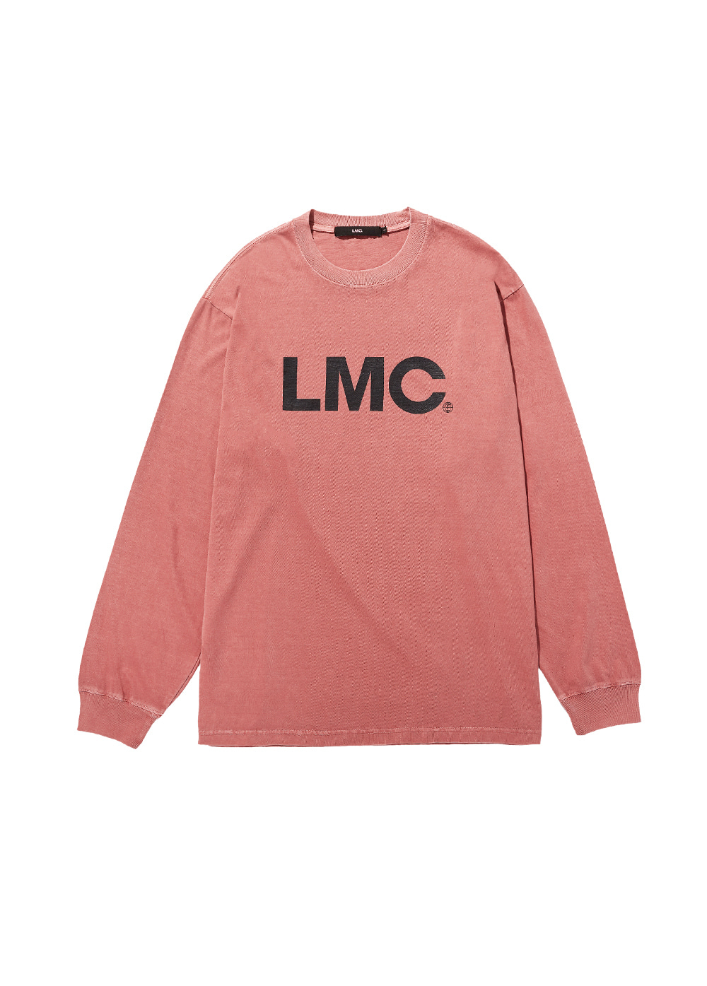 LMC OG LONG SLV TEE dark pink