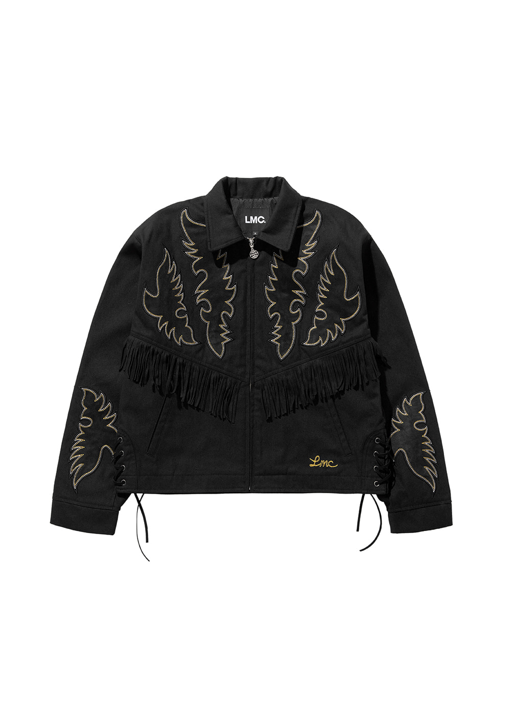 LMC WESTERN WORK JACKET black