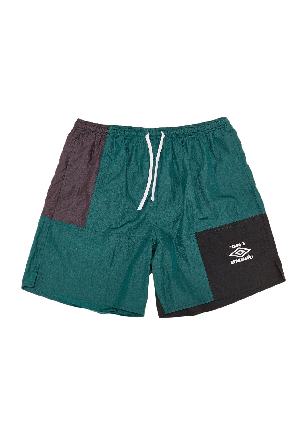 UMB X LMC RETRO SHORTS green