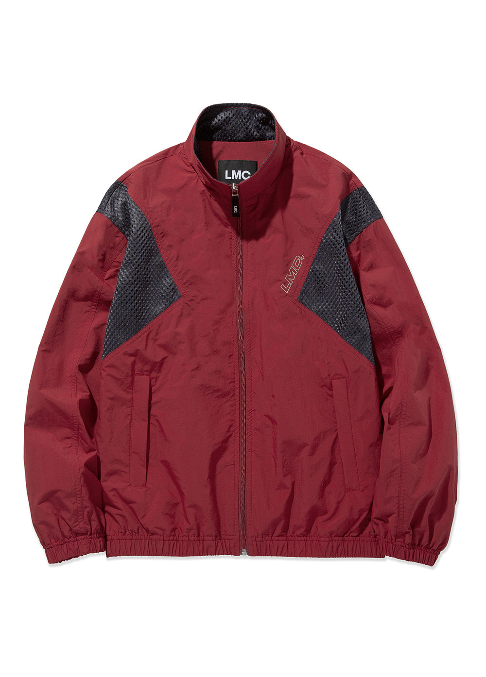 LMC MMWB TRACK SUIT JACKET red