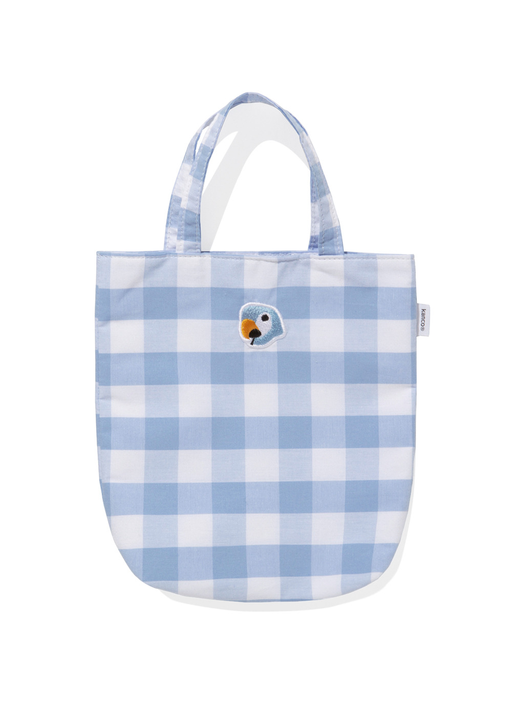 KANCO MINI TOTE BAG sky blue