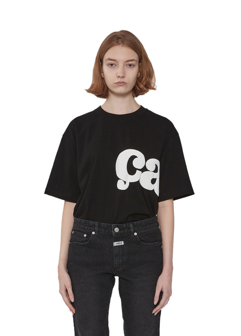 MFG 1st STEP TEE black