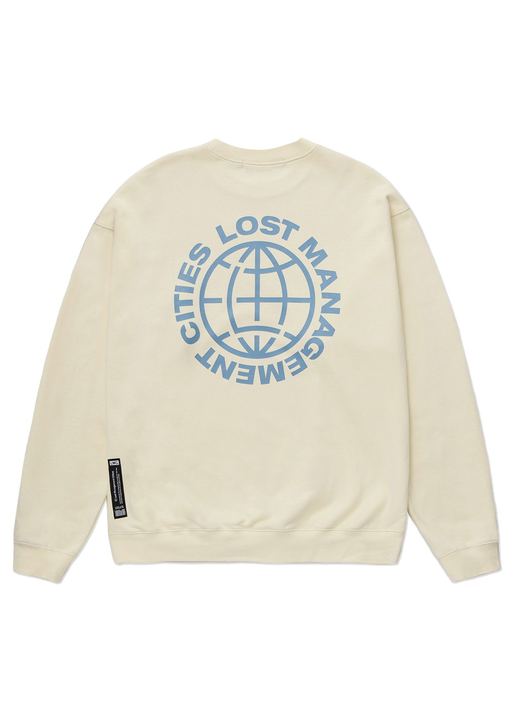 LMC OG WHEEL SWEATSHIRT beige