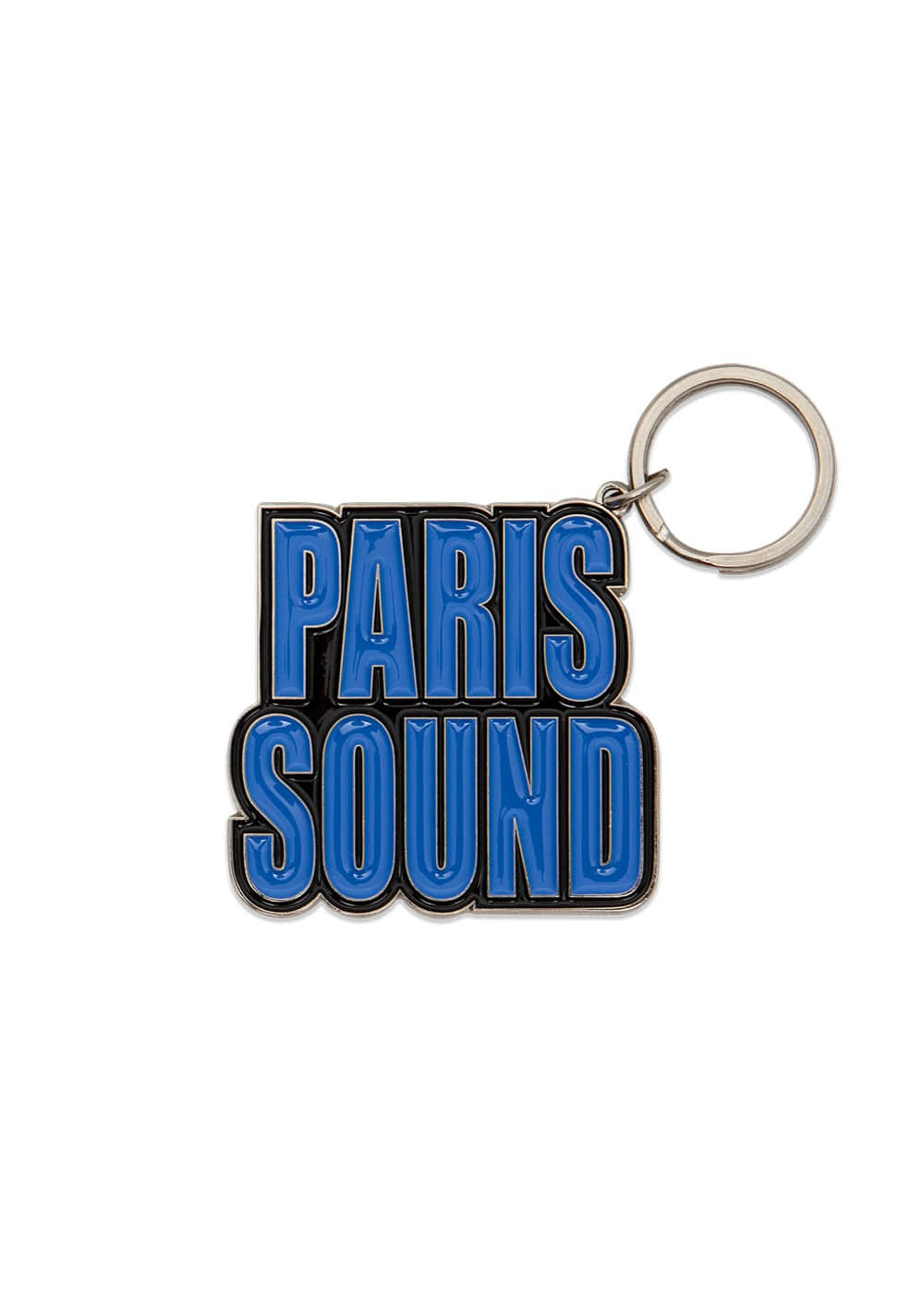 MARITHE X BALANSA SOUND KEYRING french blue
