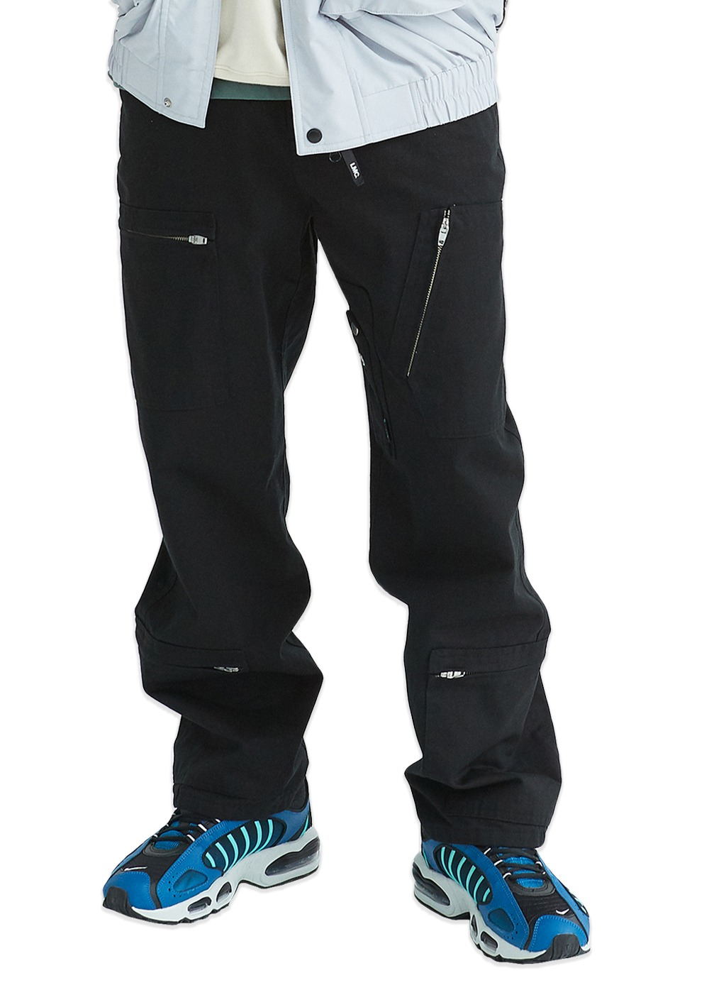 LMC BDG FLIGHT PANTS black