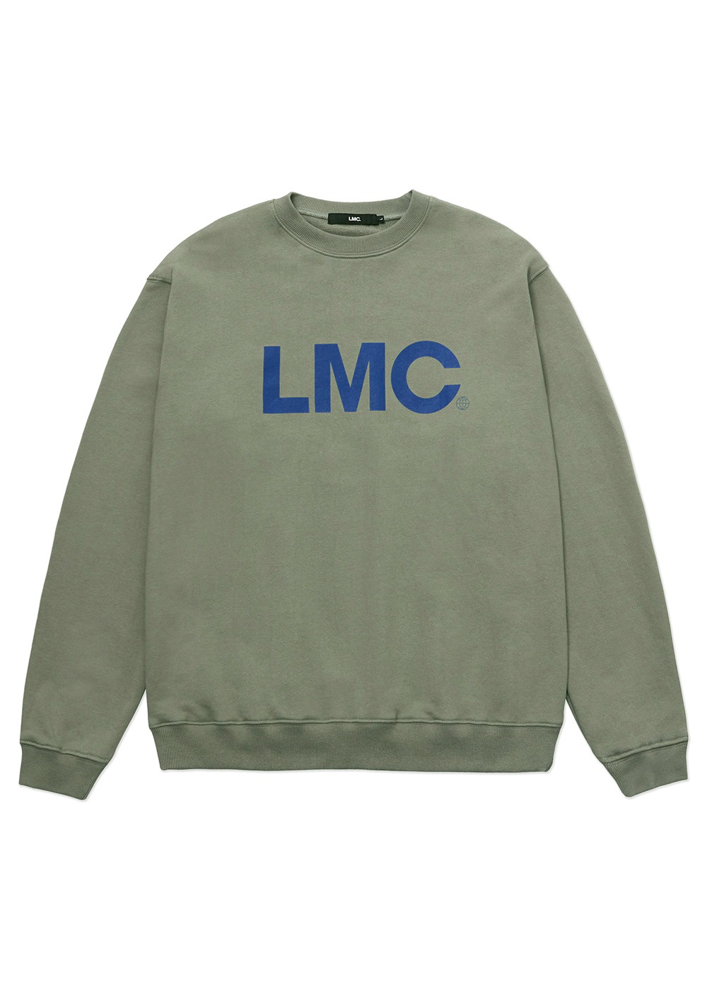 LMC OG WHEEL SWEATSHIRT olive