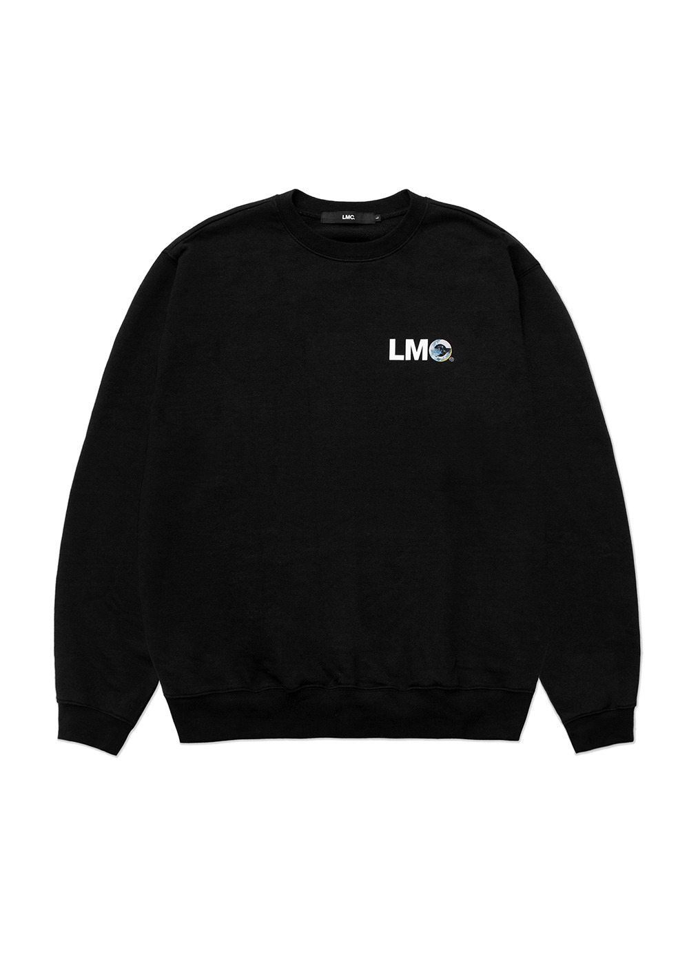 LMC MOON SWEATSHIRT black