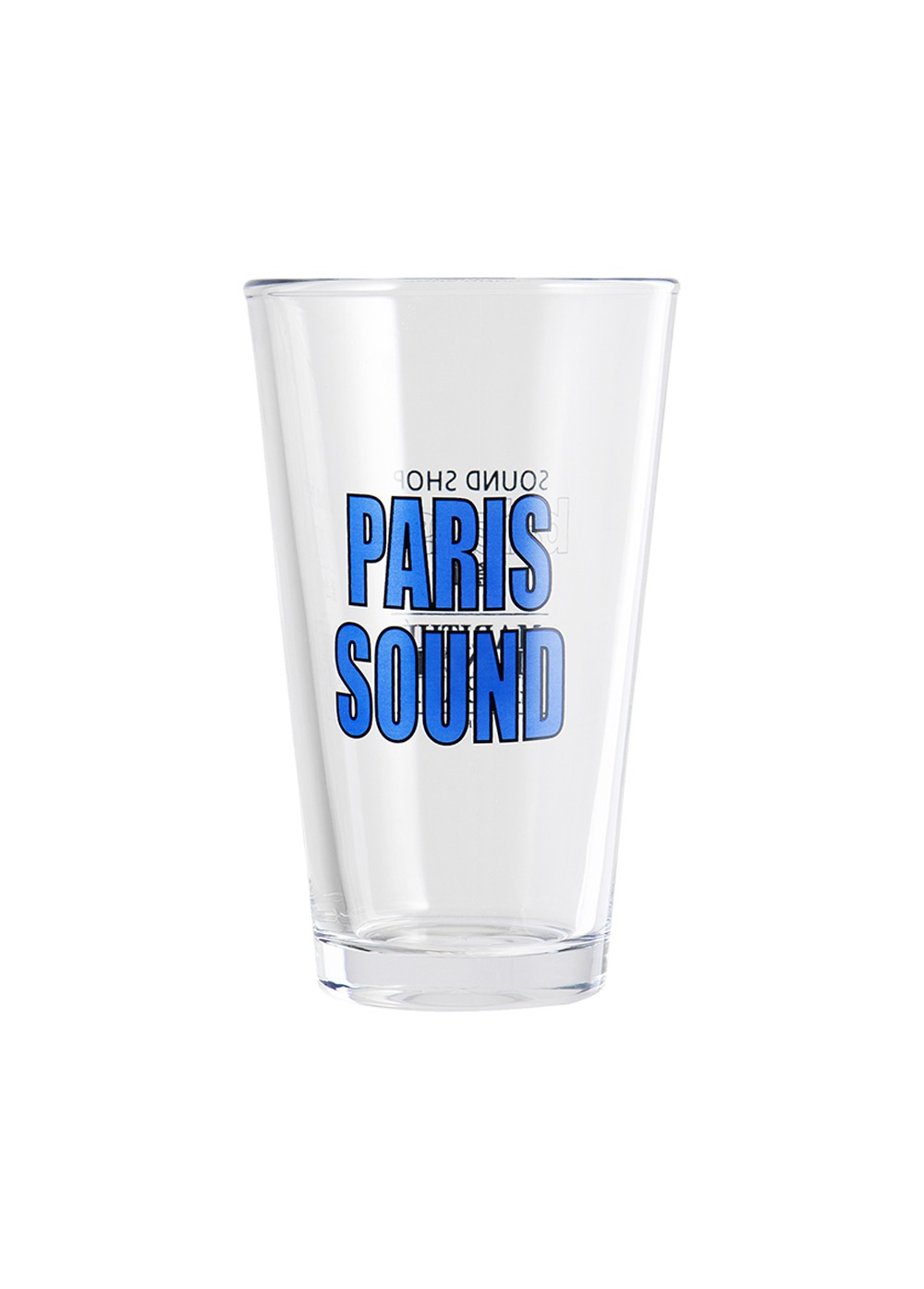 MFG X BALANSA SOUND GLASS clear