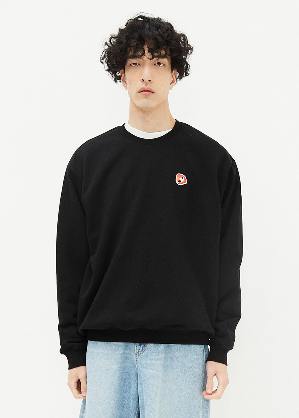 KANCO LOGO SWEATSHIRT black