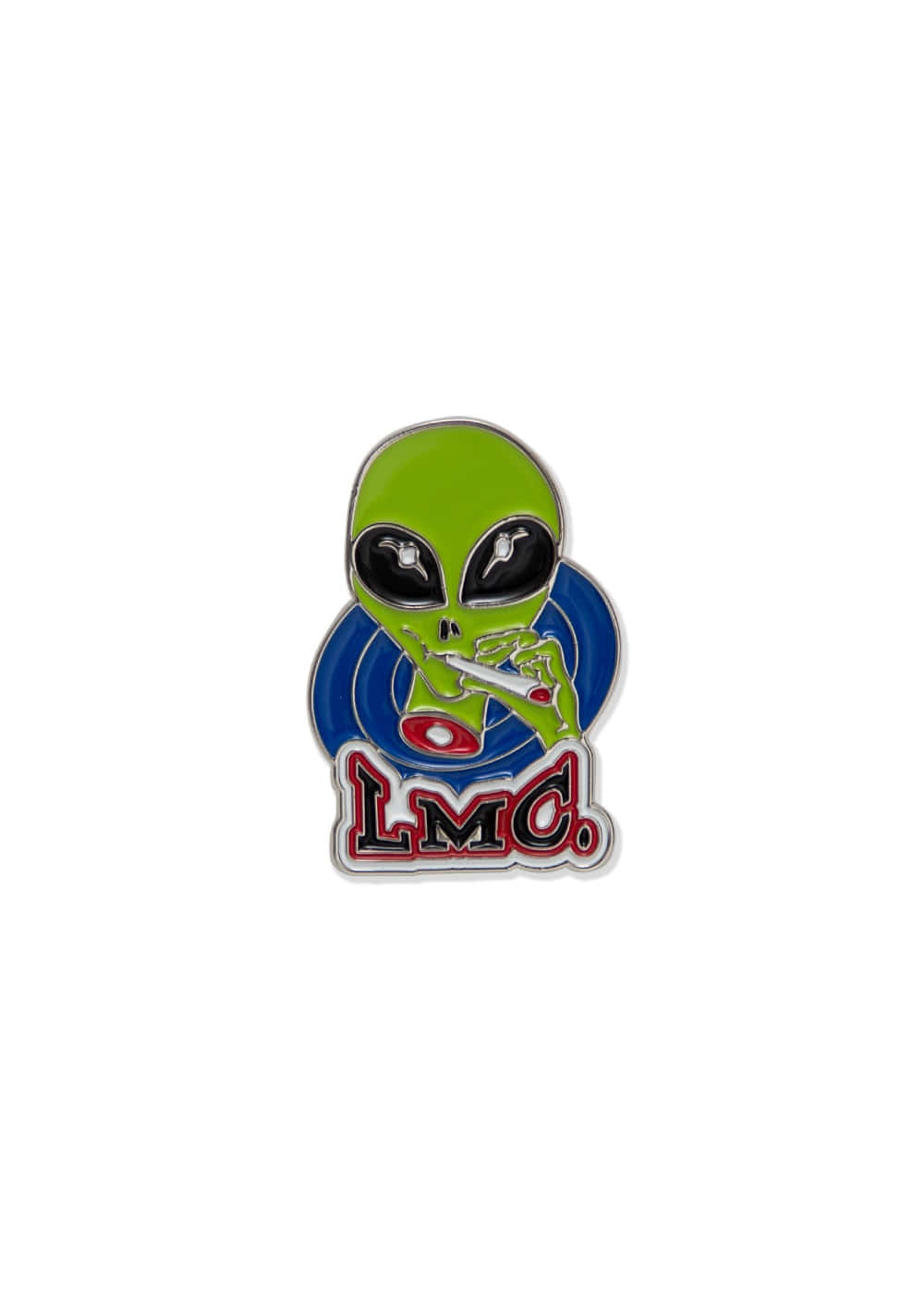 LMC ALIEN PIN BADGE