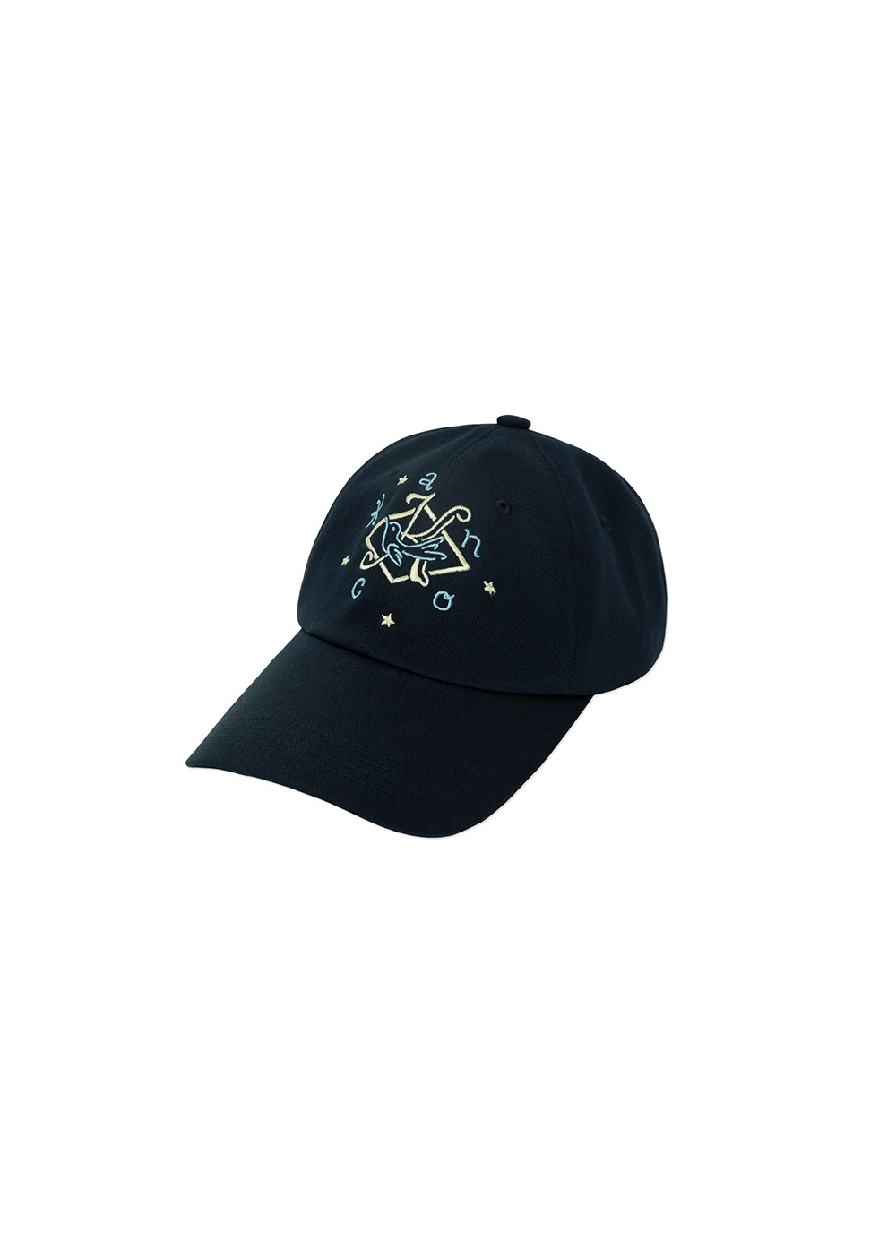 KANCO GRAPHIC CAP navy