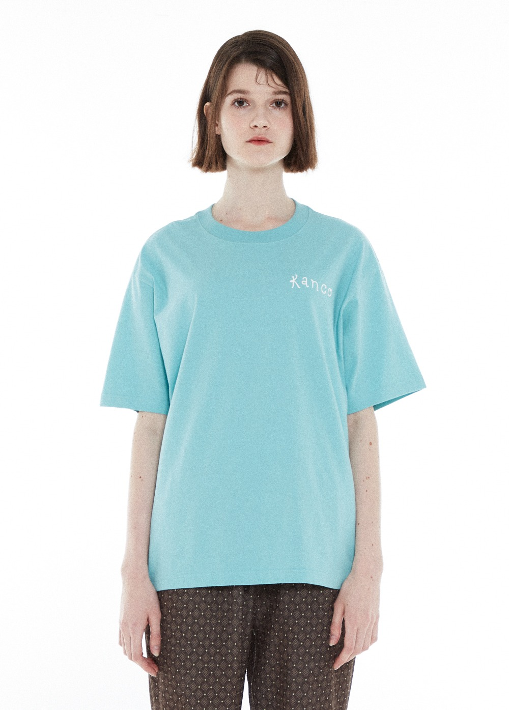 KANCO BIRTH DAY TEE mint