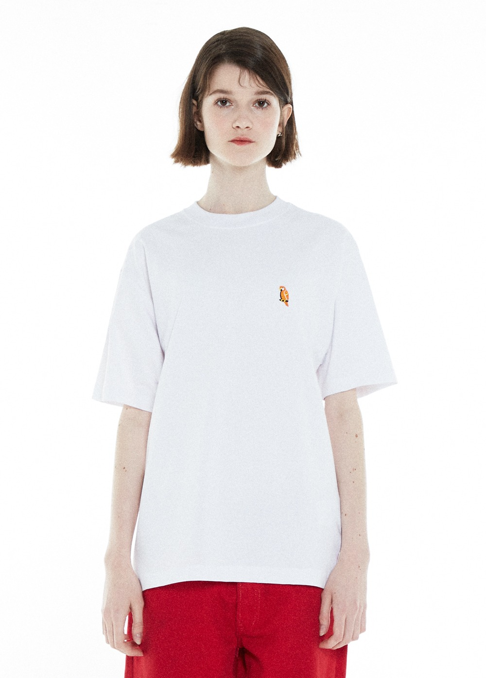 KANCO FULL LOGO TEE white