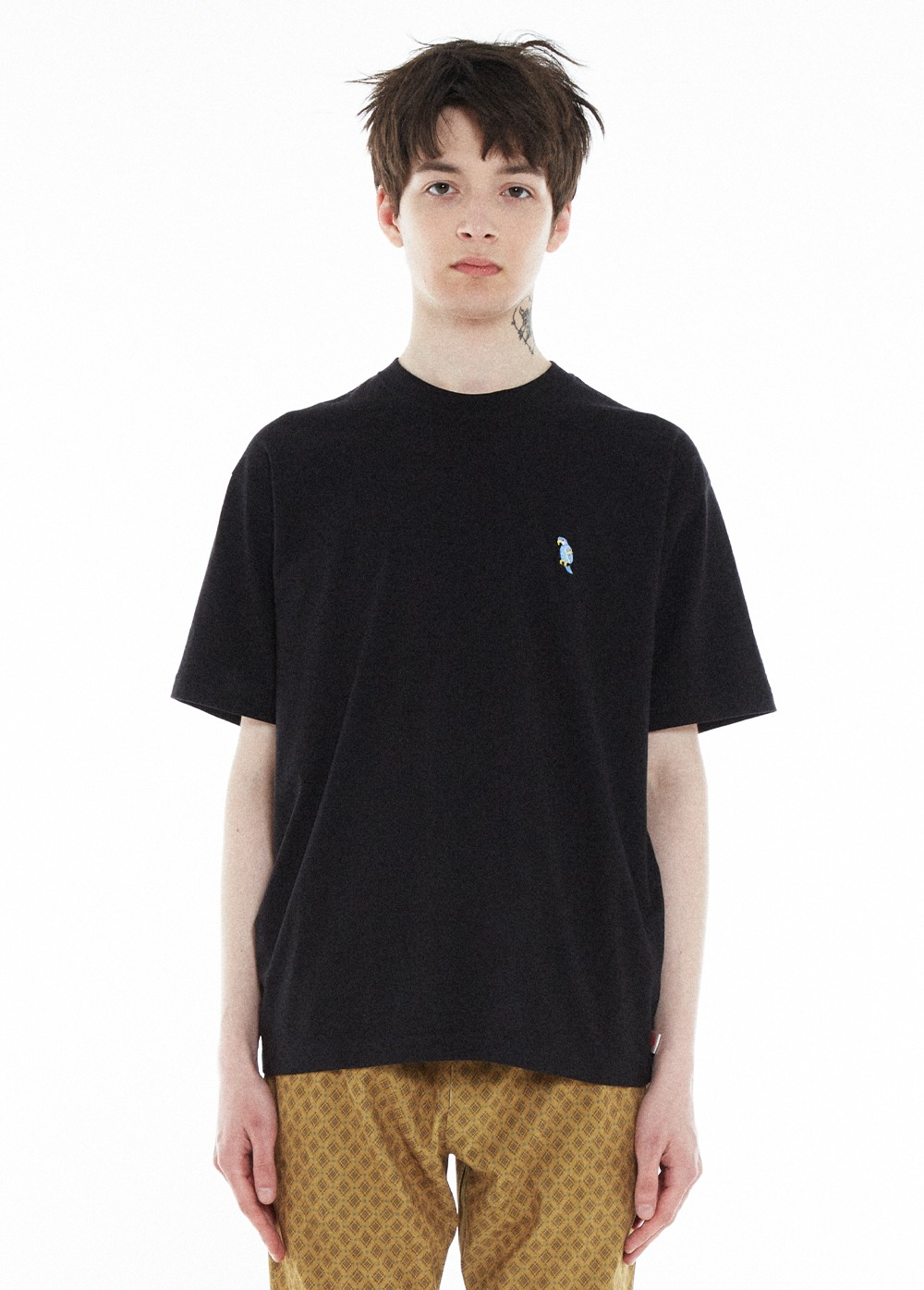 KANCO FULL LOGO TEE black