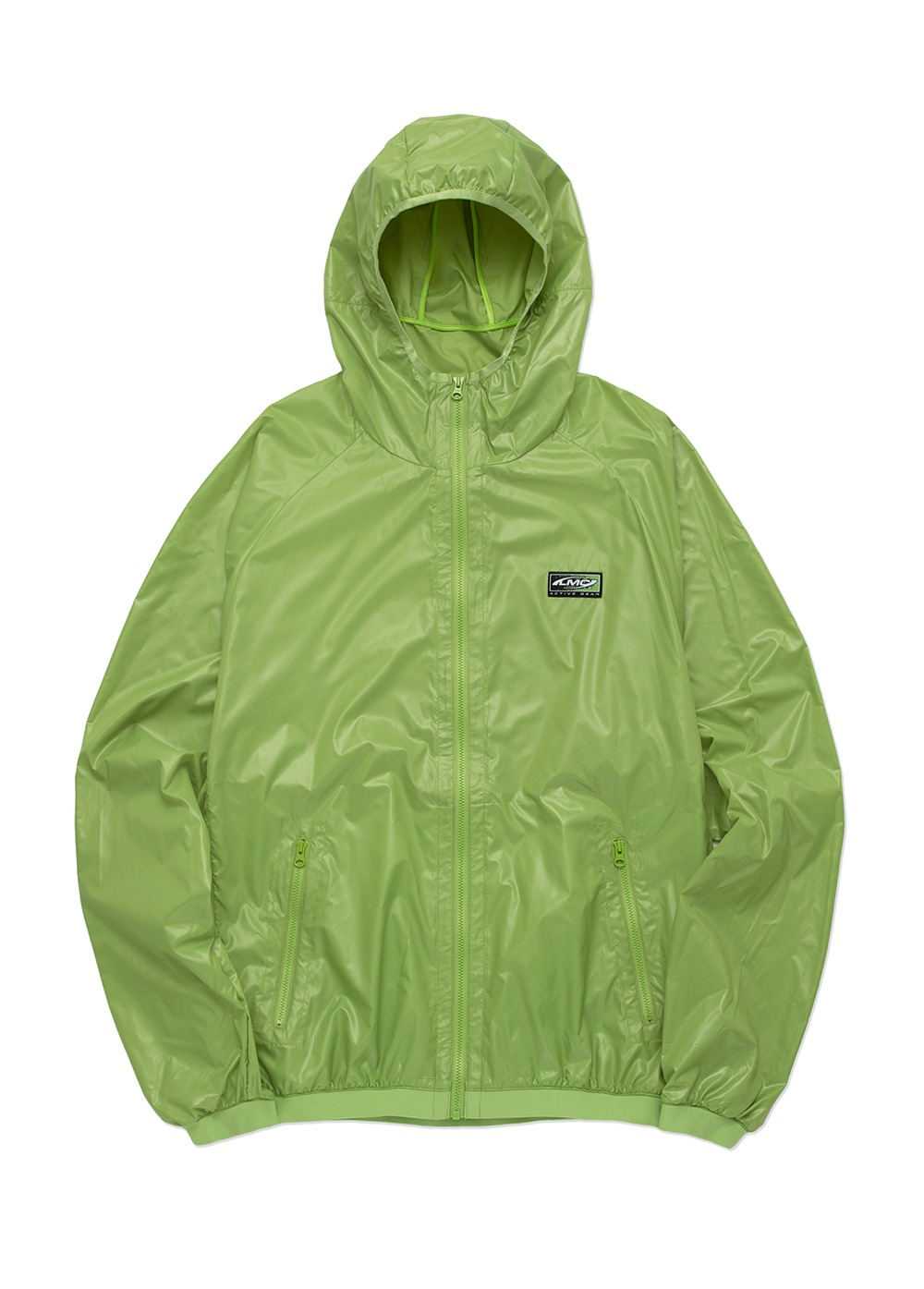 LMC GEAR PACKABLE LIGHTWEIGHT JACKET green