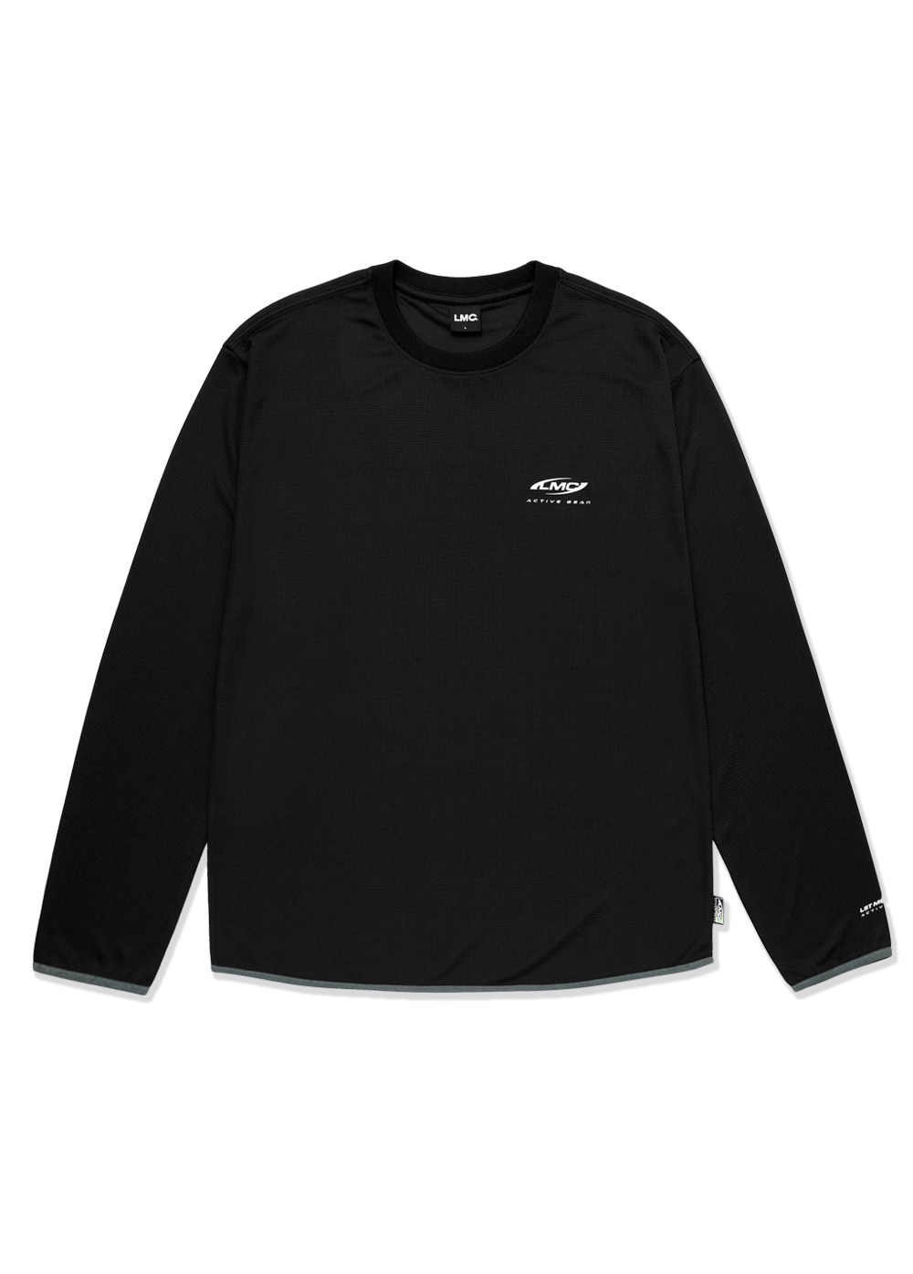 LMC ATB-UV+ ACTIVE GEAR LONG SLV JERSEY black