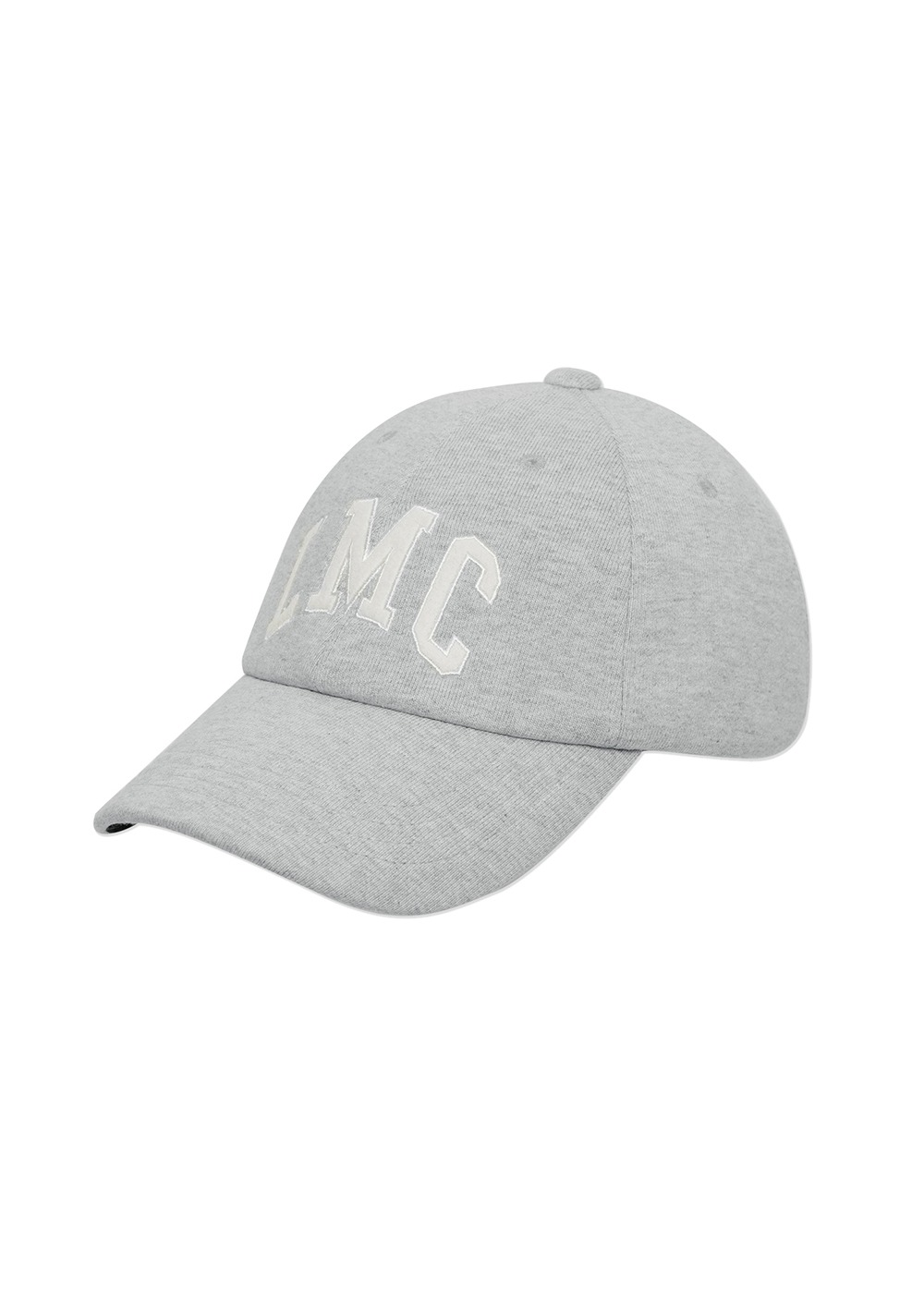 LMC ARCH SWEAT 6 PANEL CAP heather gray