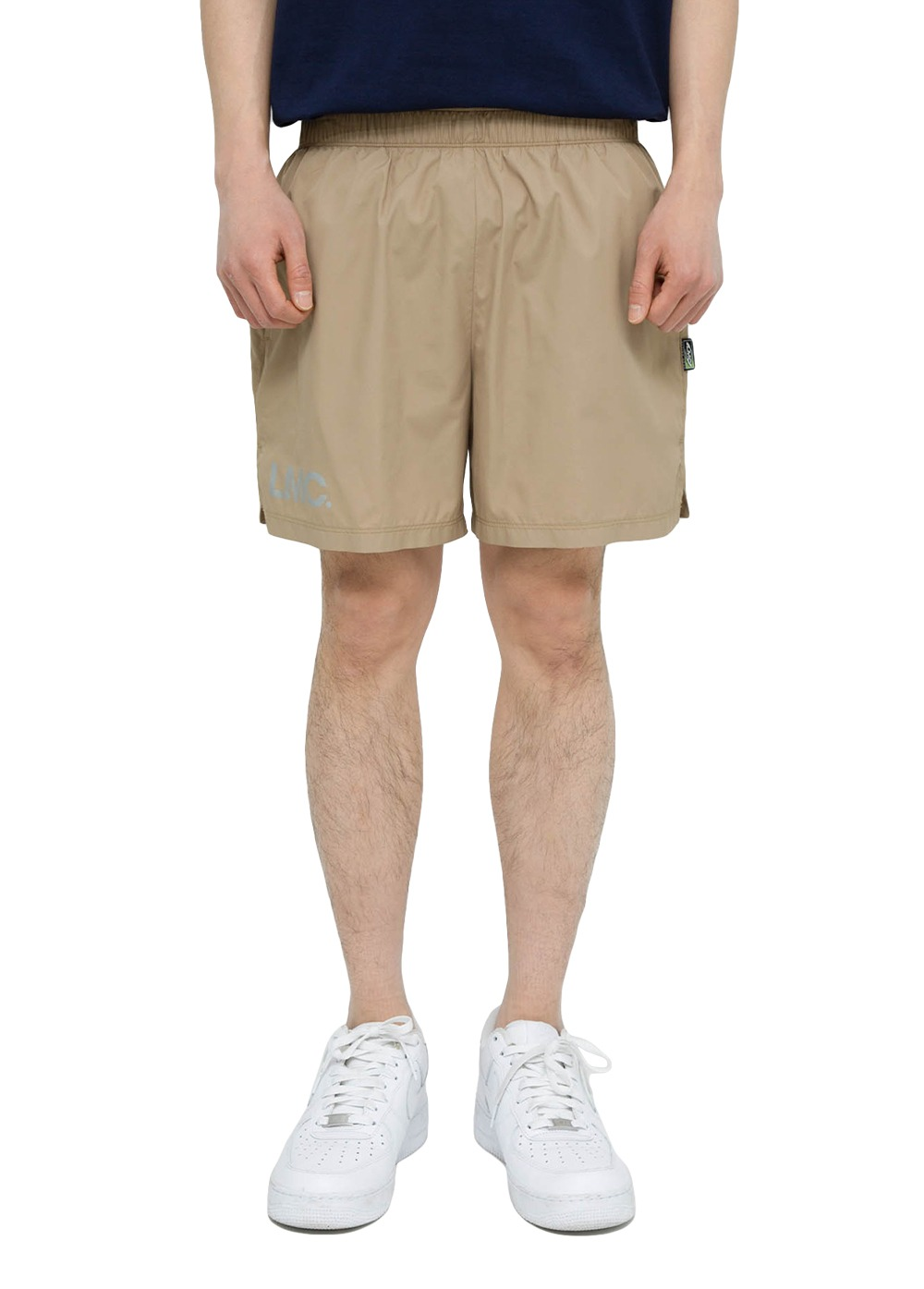 LMC ACTIVE GEAR SPORTS SHORTS beige