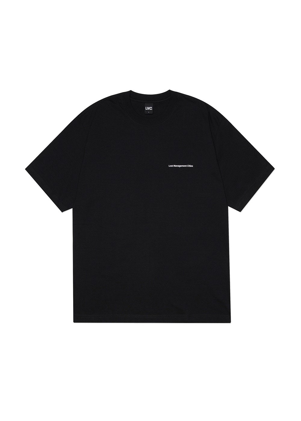 LMC WORKROOM TEE black